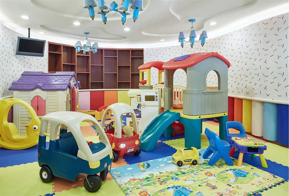 Kid's Room (06.00 hrs - 20.00 hrs) F Floor