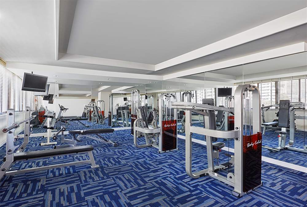 Fitness (06.00 hrs - 20.00 hrs) F Floor