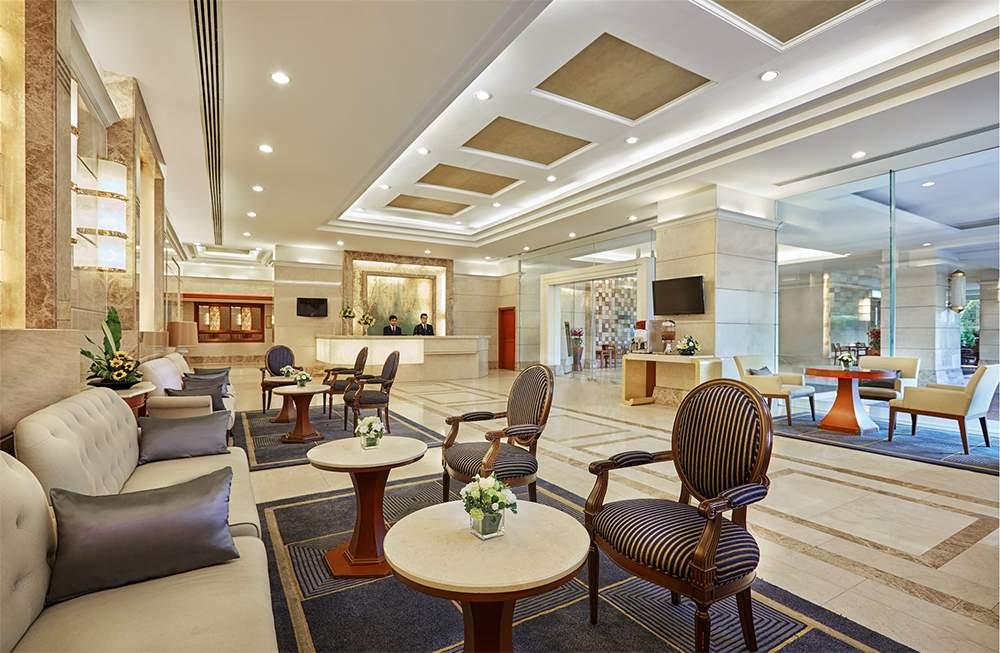 Hotel Lobby (24 hrs.) G Floor