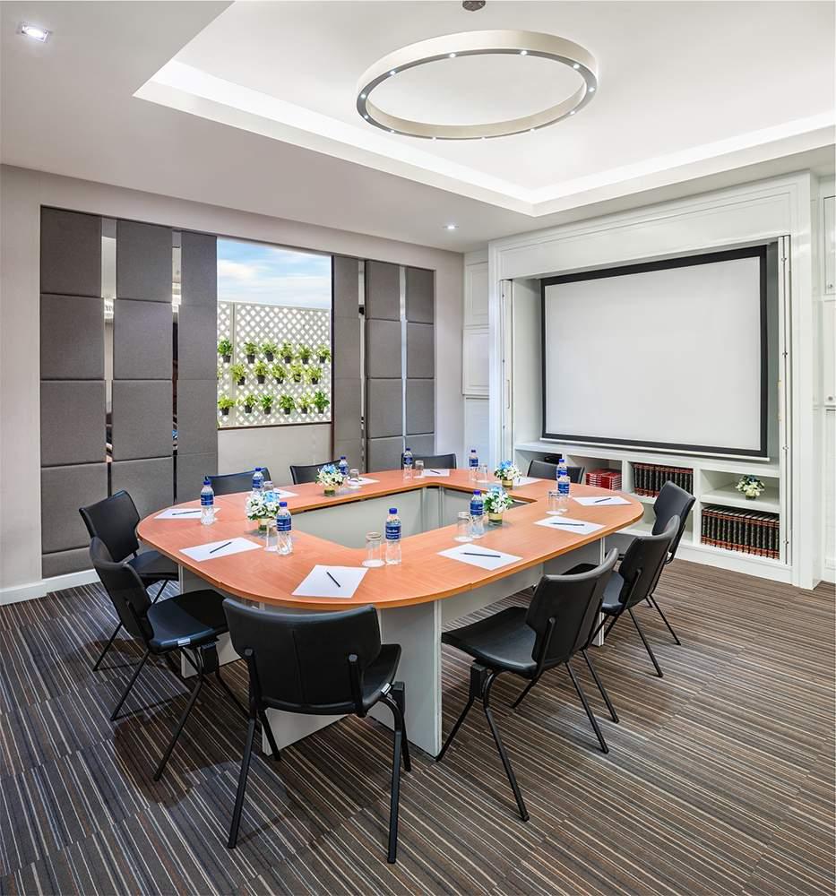 Meeting Room I,II (06.00 hrs - 20.00 hrs.) F Floor