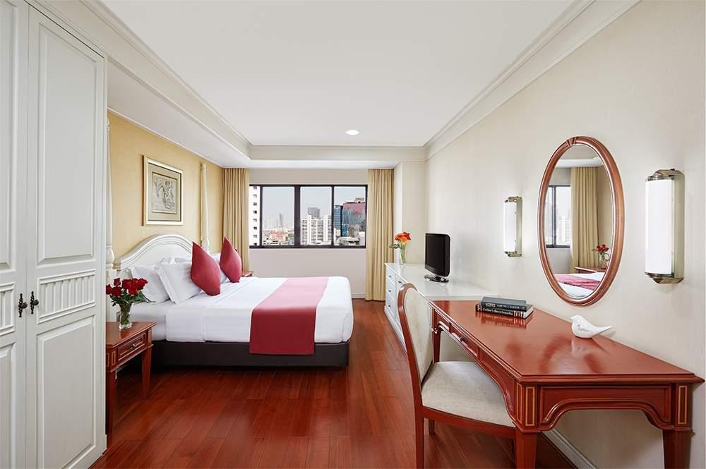 Two Bedrooms Deluxe